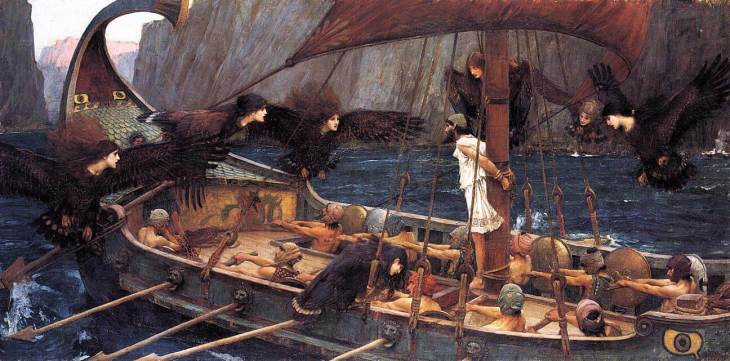 Odysseus_John William Waterhouse
