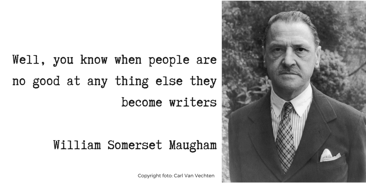 W.S. Maugham