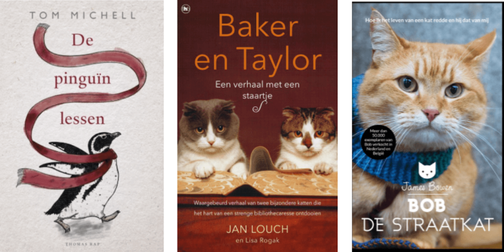 boeken over dieren